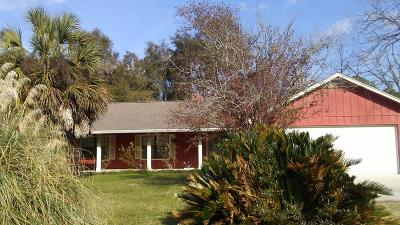 Beaufort Single Family Home Under Contract - Take Backup: 9 Appleby Lane