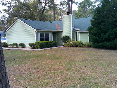 Beaufort, Beaufort Sc, Beaufot Single Family Home For Sale: 790 Broad River Boulevard