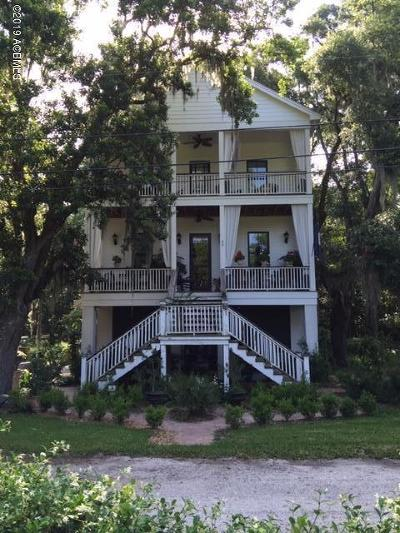 St. Helena Island Single Family Home For Sale: 32 Fort Fremont Road