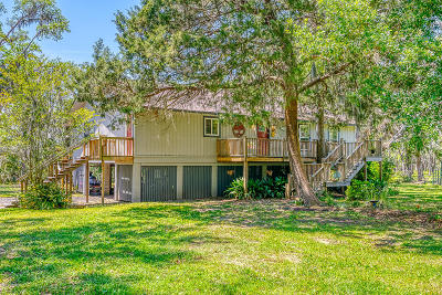 St. Helena Island Single Family Home For Sale: 143 Eddings Point Road