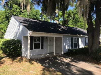 Beaufort Condo/Townhouse For Sale: 170 Cedar Grove Circle