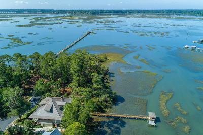 Beaufort Single Family Home For Sale: 414 Islands Avenue