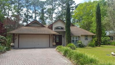Beaufort SC Single Family Home Sold: $258,000