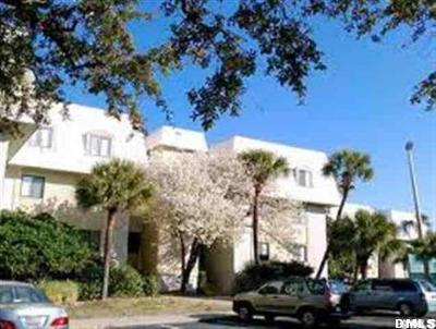Beaufort County Condo/Townhouse For Sale: 171 Beach Club Villa Club
