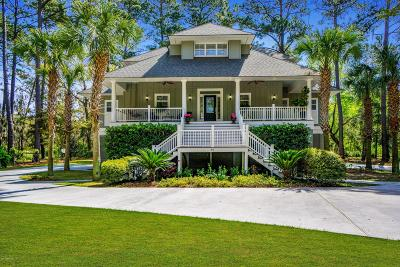 St. Helena Island Single Family Home For Sale: 81 Front Street