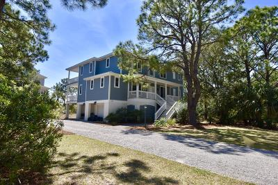 Fripp Island Single Family Home For Sale: 751 Marlin Drive
