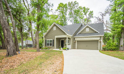 Beaufort, Beaufort Sc, Beaufot Single Family Home For Sale: 12 Osprey Road