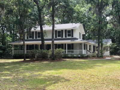 Beaufort County Single Family Home For Sale: 89 James F Byrnes Street