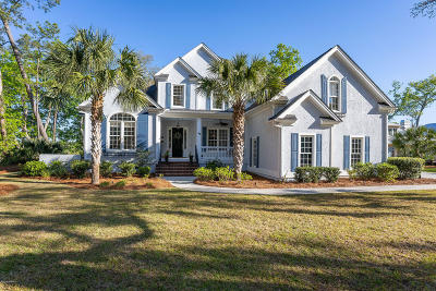 Beaufort County Single Family Home For Sale: 43 Ridge Road