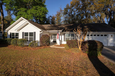 Beaufort Single Family Home Under Contract - Take Backup: 68 Westminster Place