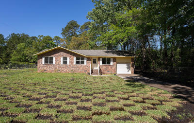 Beaufort SC Single Family Home Sold: $170,000