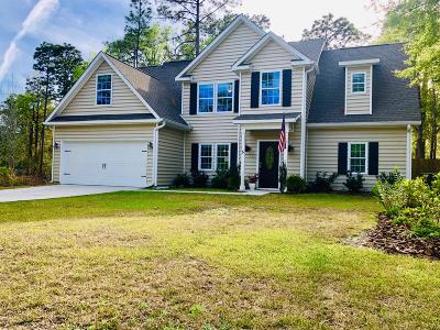 Beaufort County Single Family Home Under Contract - Take Backup: 5 Reid Court