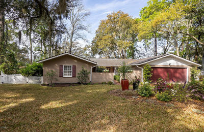 Beaufort County Single Family Home Under Contract - Take Backup: 48 Partridge Circle