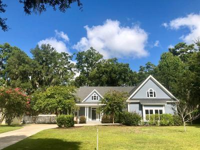 Beaufort Single Family Home Under Contract - Right Of Firs: 1015 Mustelidae Road