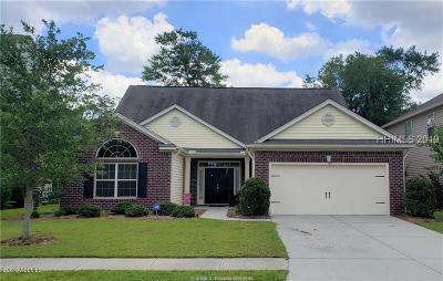 Bluffton Single Family Home For Sale: 154 Slater Street