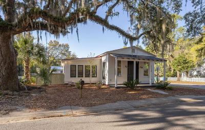 Beaufort Single Family Home For Sale: 1114 Greene Street