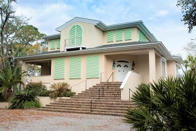 Fripp Island Single Family Home For Sale: 922 Stone Crab Cove