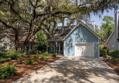 Port Royal Single Family Home Under Contract - Take Backup: 39 Shipwright Circle
