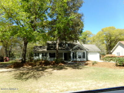 Beaufort County Single Family Home For Sale: 16 Le Moyne Drive