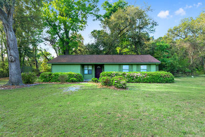 St. Helena Island Single Family Home For Sale: 213 Sam Doyle Drive