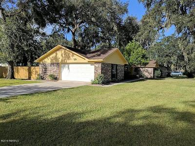 Beaufort Single Family Home For Sale: 3002 Mink Point Boulevard