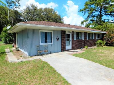 Beaufort (lady's Island), Port Royal, Pt Royal, Pt. Royal Single Family Home For Sale: 804 16th Street