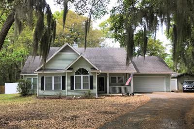 Beaufort County Single Family Home For Sale: 26 Lucerne Avenue