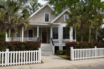 Beaufort County Single Family Home For Sale: 11 Clark Street