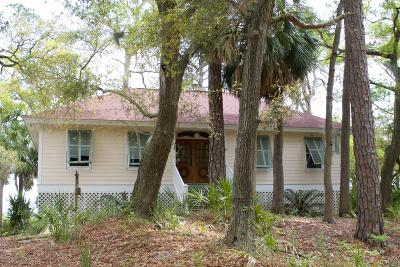Beaufort County Single Family Home For Sale: 53 Ocean Marsh Lane
