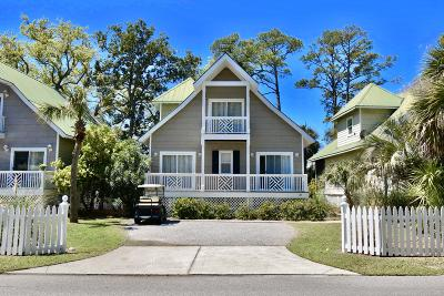 Fripp Island Single Family Home For Sale: 29 Davis Love Drive