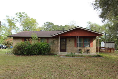 St. Helena Island Single Family Home For Sale: 35 John Fripp Circle