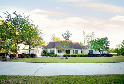 Hampton Single Family Home For Sale: 1569 Co Op Road