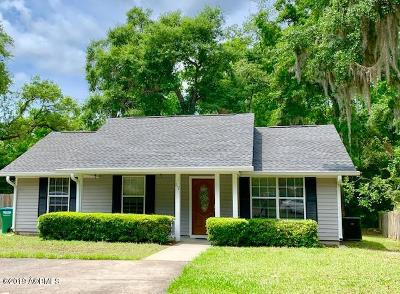 Port Royal Single Family Home For Sale: 712 Old Shell Court