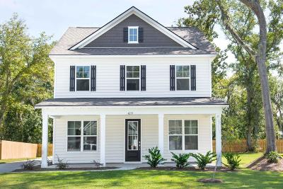 Beaufort, Beaufort Sc, Beaufot Single Family Home For Sale: 4235 Sage Drive
