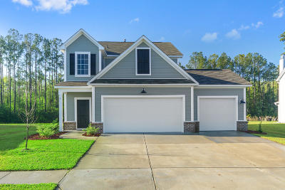 Bluffton Single Family Home For Sale: 5 Sand Live Oak Drive