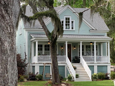 Beaufort Single Family Home For Sale: 24 Oak Pond Passage