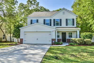 Beaufort Single Family Home For Sale: 31 Mary Elizabeth Drive