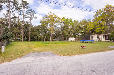 Beaufort County Residential Lots & Land For Sale: 5 Katy Circle