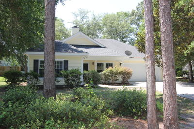 Beaufort County Single Family Home For Sale: 12 Cottage Walk Circle
