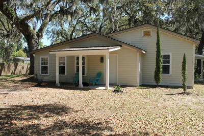 Port Royal Single Family Home For Sale: 1020 14th Street