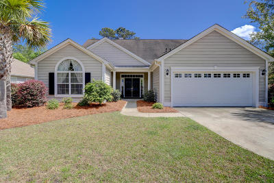 Beaufort County Single Family Home For Sale: 4 Sullivan Island Court