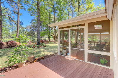 Hilton Head Island Single Family Home For Sale: 14 Cat Brier Lane