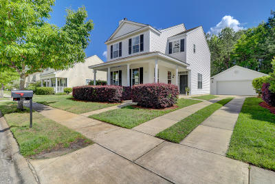 Bluffton Single Family Home For Sale: 125 Southside Parkway