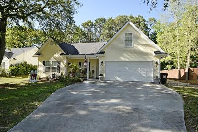 Beaufort County Single Family Home For Sale: 5 Katelyns Way