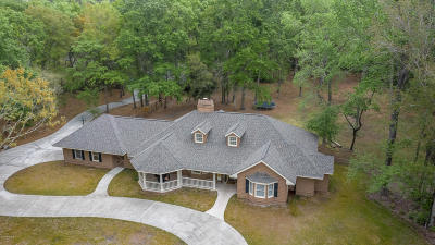 Beaufort County Single Family Home For Sale: 6 Martingale W