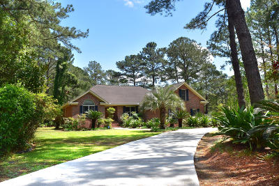 Beaufort County Single Family Home For Sale: 86 Walling Grove Road