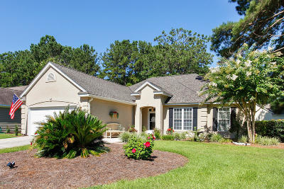 Bluffton Single Family Home For Sale: 138 Muirfield Drive