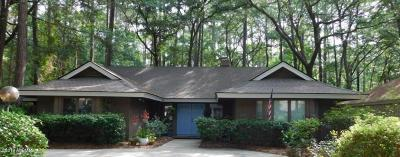 Hilton Head Island Single Family Home For Sale: 8 Stillwater Lane