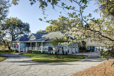 Beaufort County Single Family Home For Sale: 9 Barnwell Drive