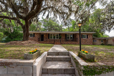 Beaufort Single Family Home For Sale: 701 Battery Creek Road